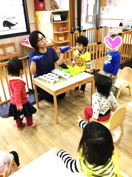 食育について 保育園の子供達の様子