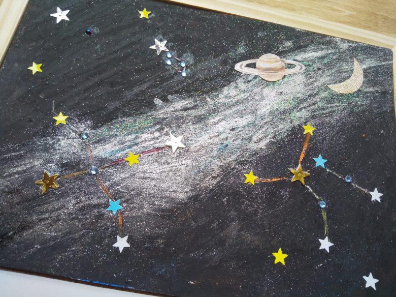 星空カレンダー