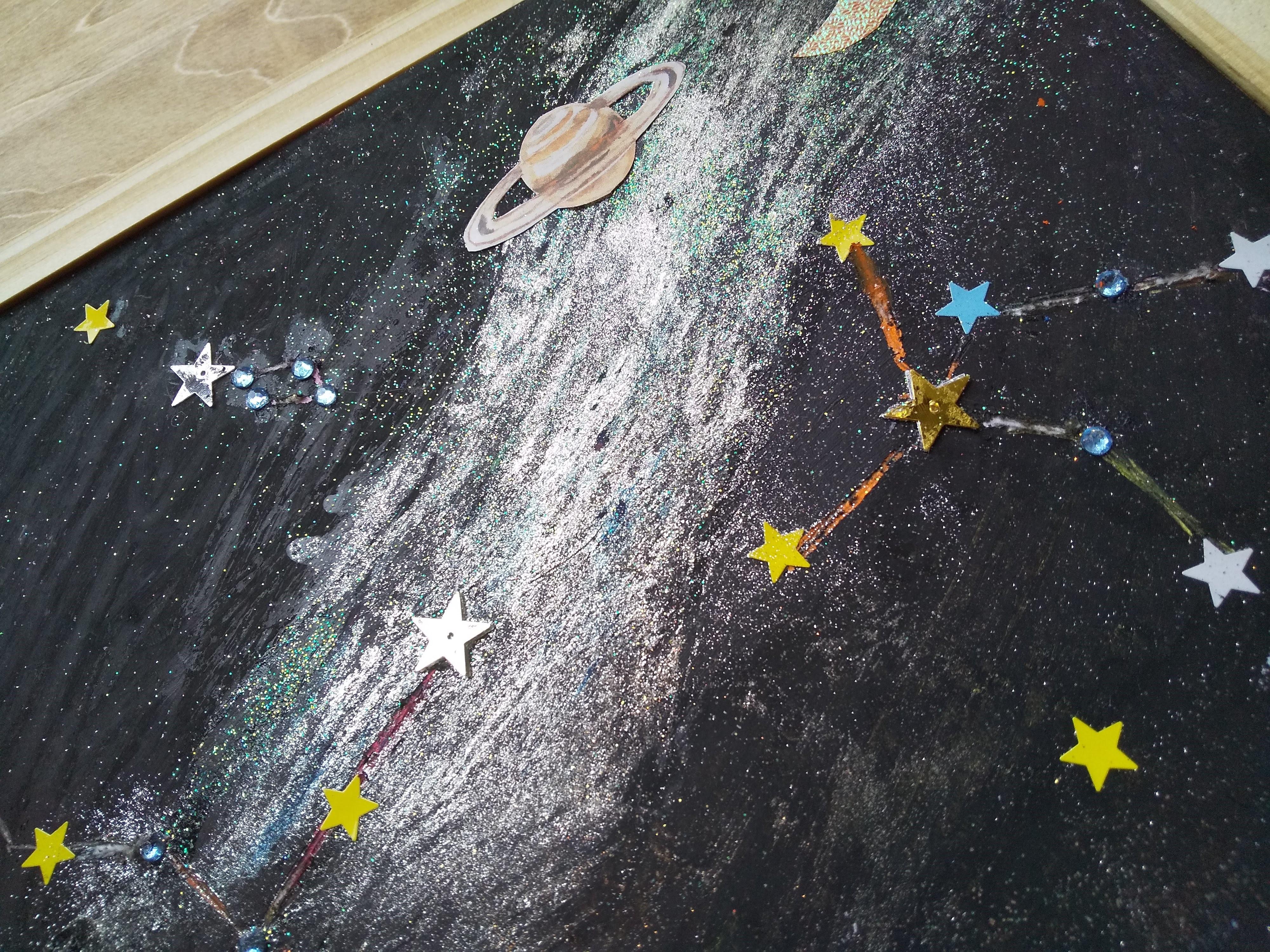 星のカレンダー
